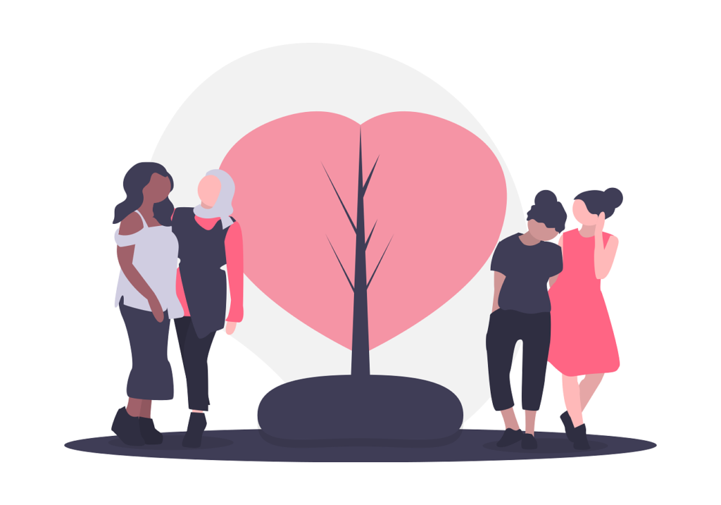 Share your feelings with breast cancer survivors